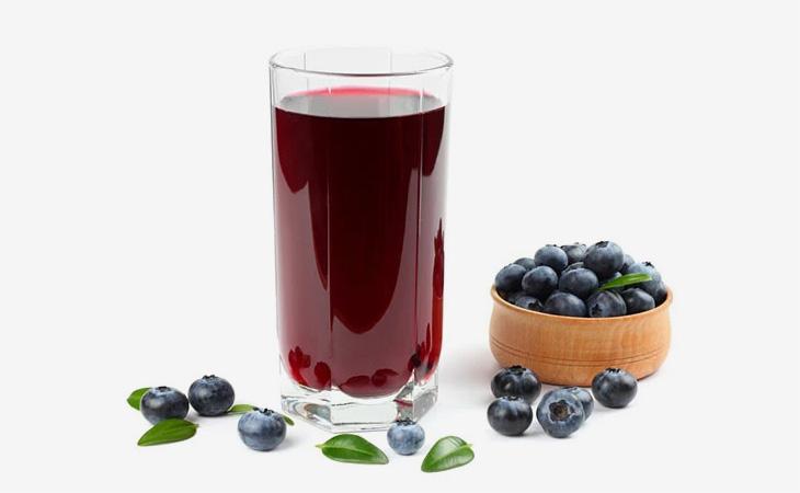 野生藍莓果汁