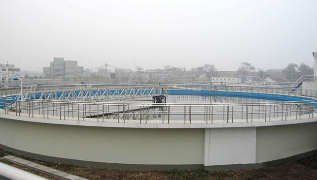江蘇南京城東污水廠
