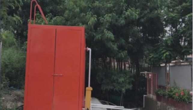 建筑工地废水处理一体化设备