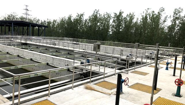 滨州第二污水处理厂