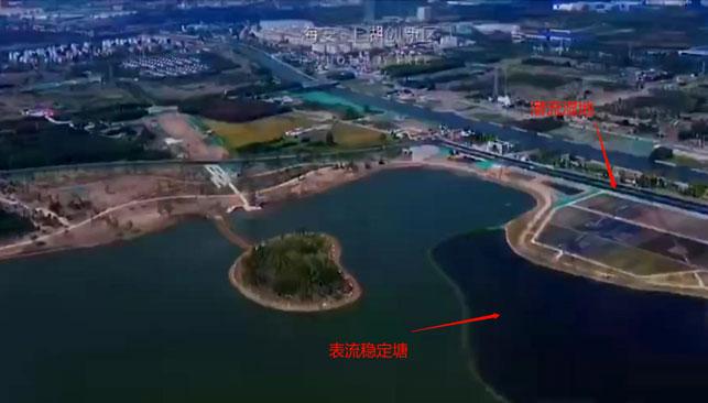 海安上湖水质提升项目