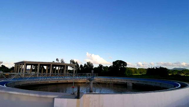 海丰污水厂