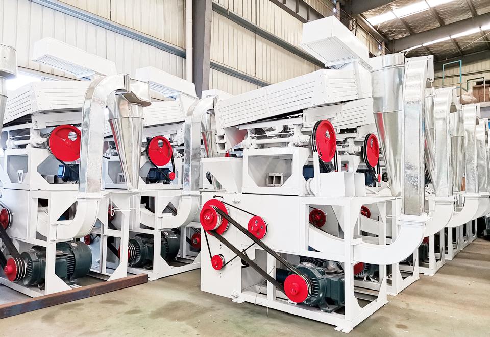 碾米单机设备