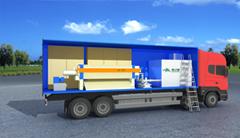 分散式污水處理站、應急處理工程