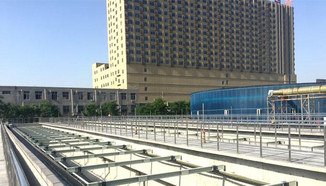 济南第一水质进化厂