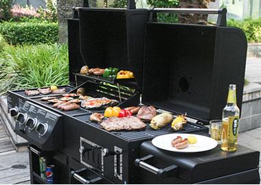 燃气烤炉1