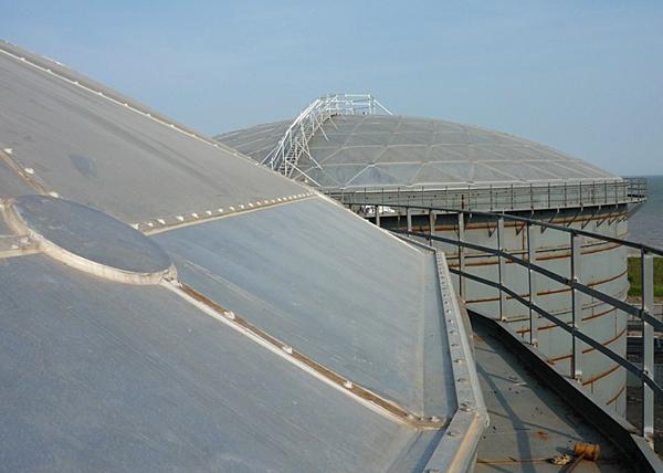鋁網殼-邊緣結構