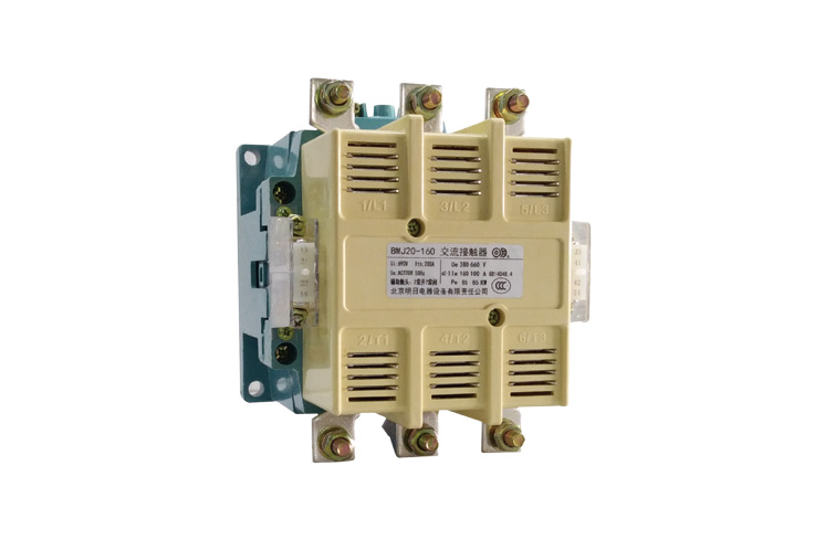 BMJ20 系列交流接触器