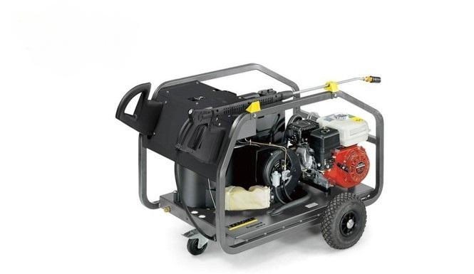 燃油型冷熱水高壓清洗機HDS801B KARCHER