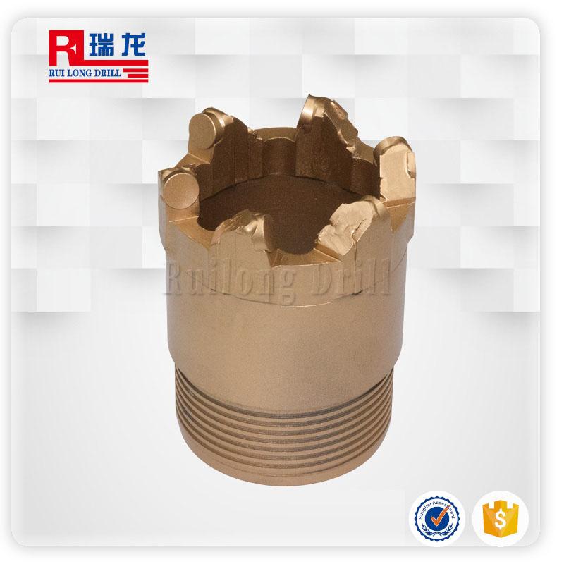 φ94-120金剛石取芯鉆頭 復合片鉆頭 瑞龍鉆具
