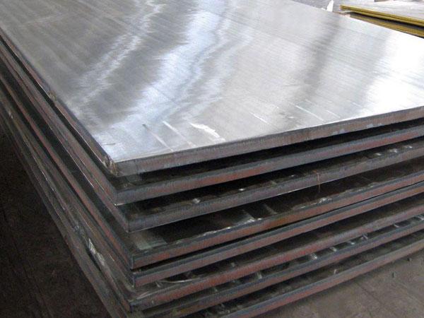 年生产能力为6000吨金属复合板