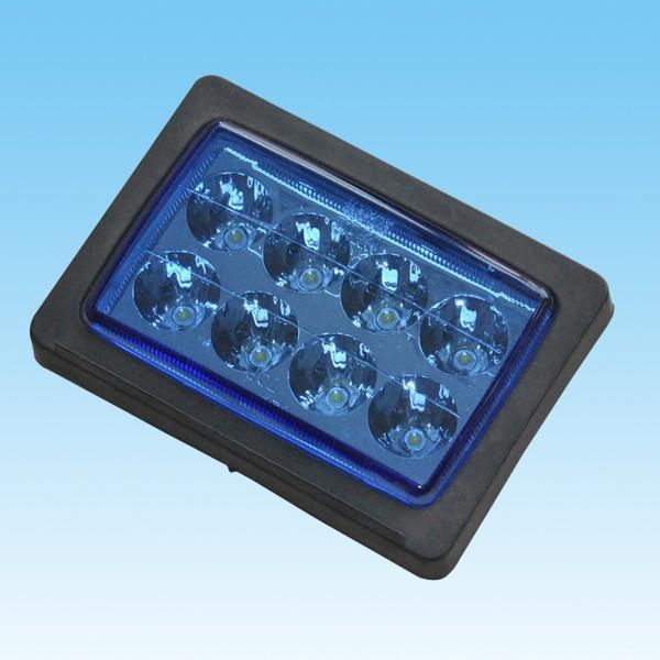 LED電子四輪方燈