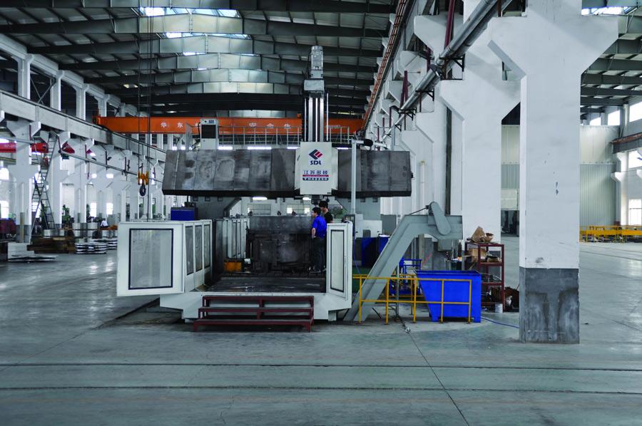 TH42250-600  数控龙门加工中心
