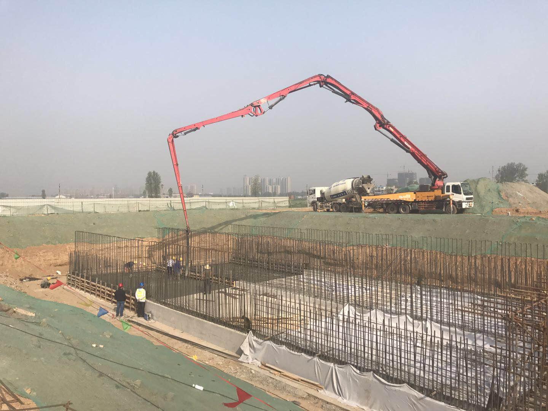 結構物混凝土澆筑、箱涵施工、箱梁預制