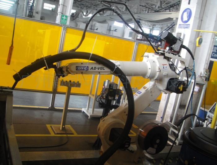 機械臂配套工業吸塵器