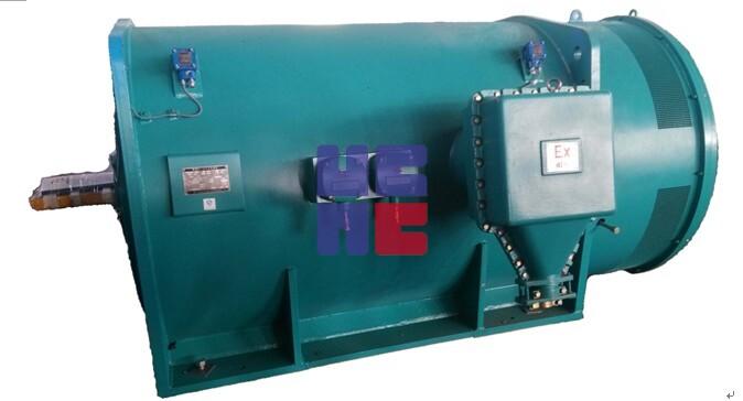 YBX系列高壓隔爆型三相異步電動機(H560~H710)