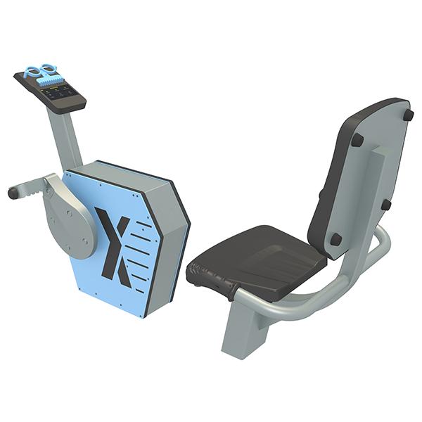 GYX-ZL2020-4阻力式斜躺健身車