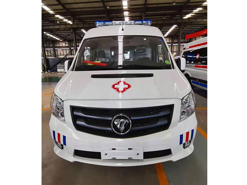 图雅诺负压监护型救护车