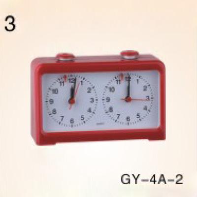 GY-4A-2石英式棋類比賽鐘