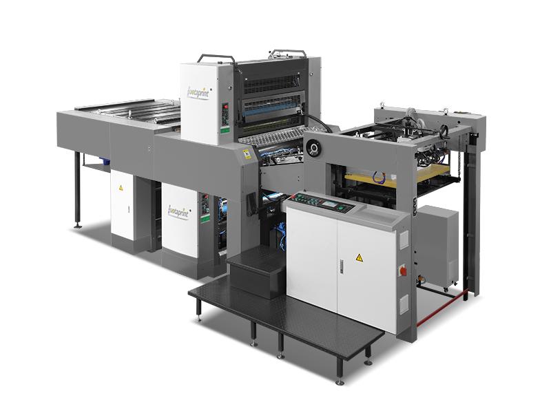 LT92W/LT104W-1高速双面单色胶印机