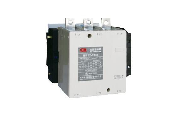 BMJ2-F 系列交流接触器