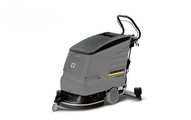 BD530Ep手推式洗地吸干機 karcher/凱馳