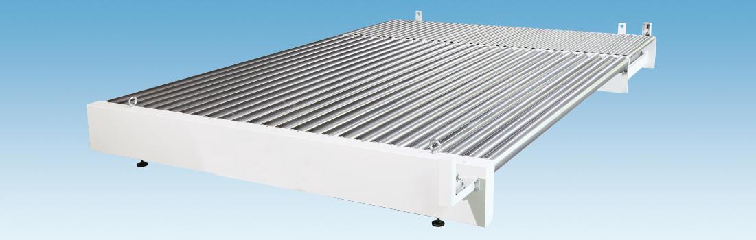 全自動排輥式紙板輸送架