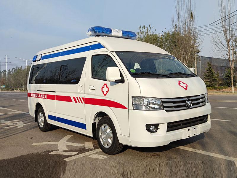 G9转运救护车