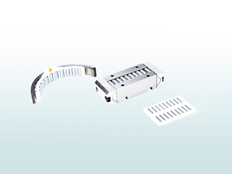 直線運動滾動支持循環式、滾子導軌支撐