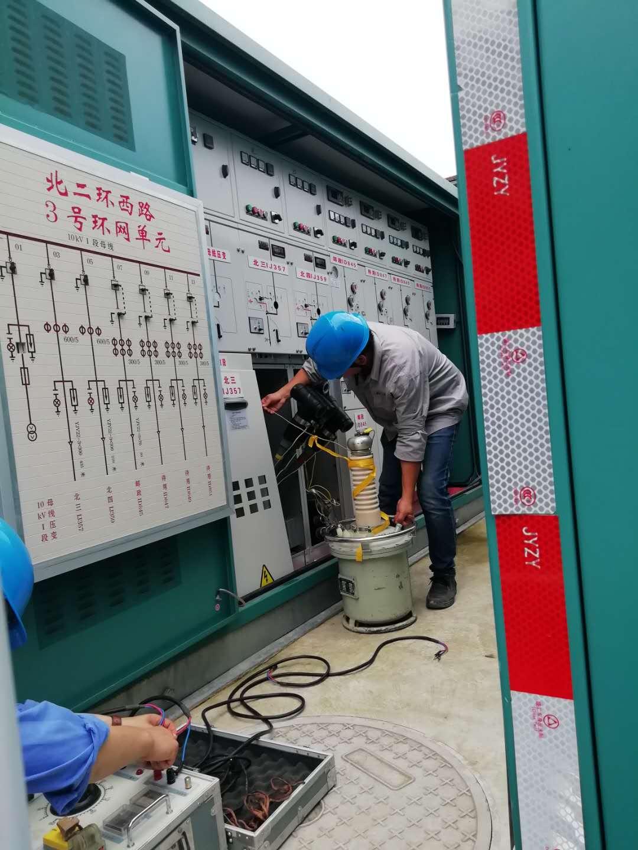 寧波慈溪做耐壓實驗和避雷器實驗
