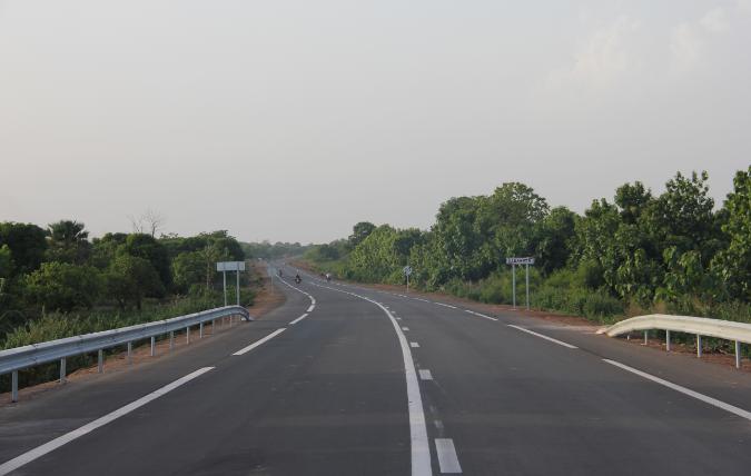 科特迪瓦130公路