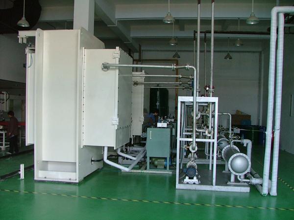 500T-8 layer multilayer circuit board vacuum presser