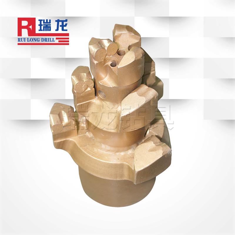 金剛石復合片塔式擴孔組合鉆頭——瑞龍鉆具