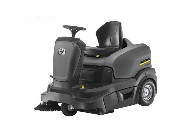 駕駛式清掃車掃地車KM90/60RP karcher/凱馳