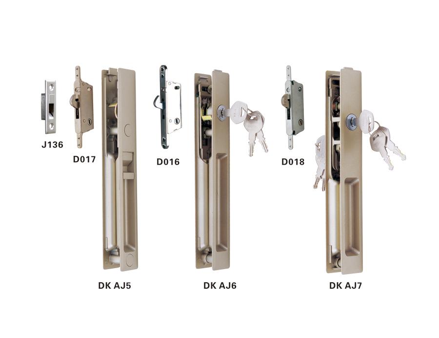 DKJ 帶鎖盒系列鉤鎖