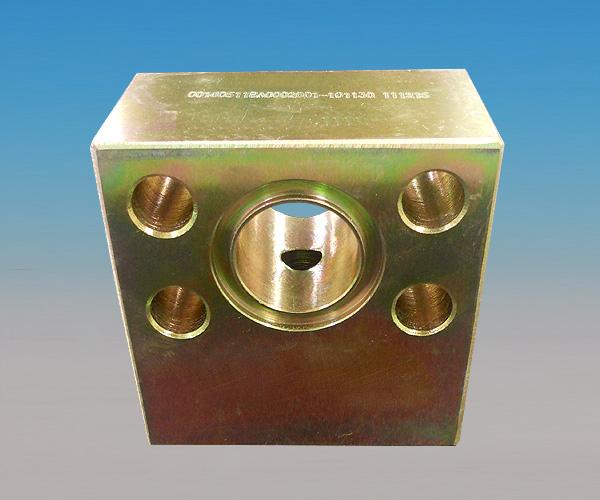 數控銑加工零件1