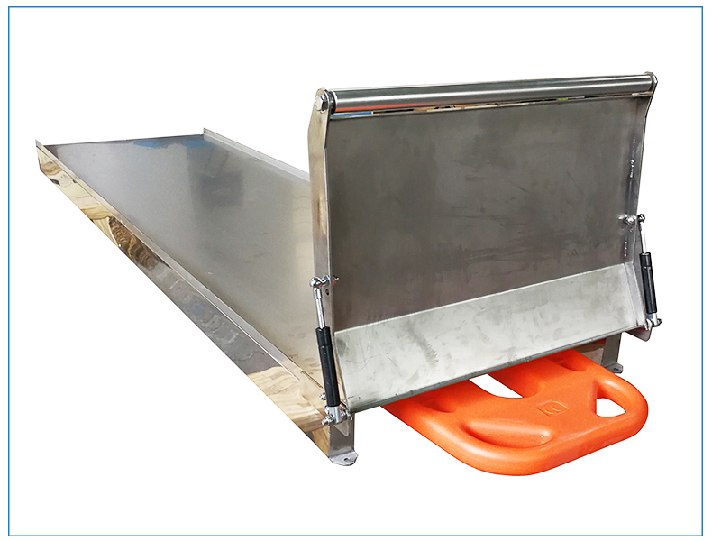 YHR-D1 不銹鋼擔架倉