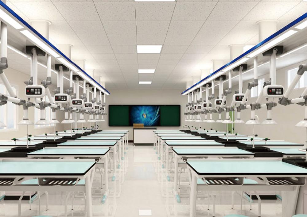 化学智慧顶装系统