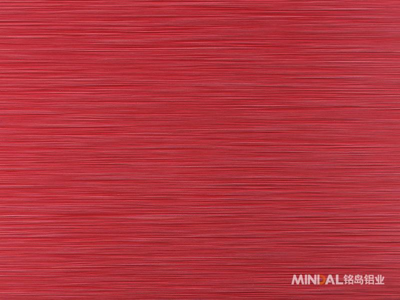红色短拉丝