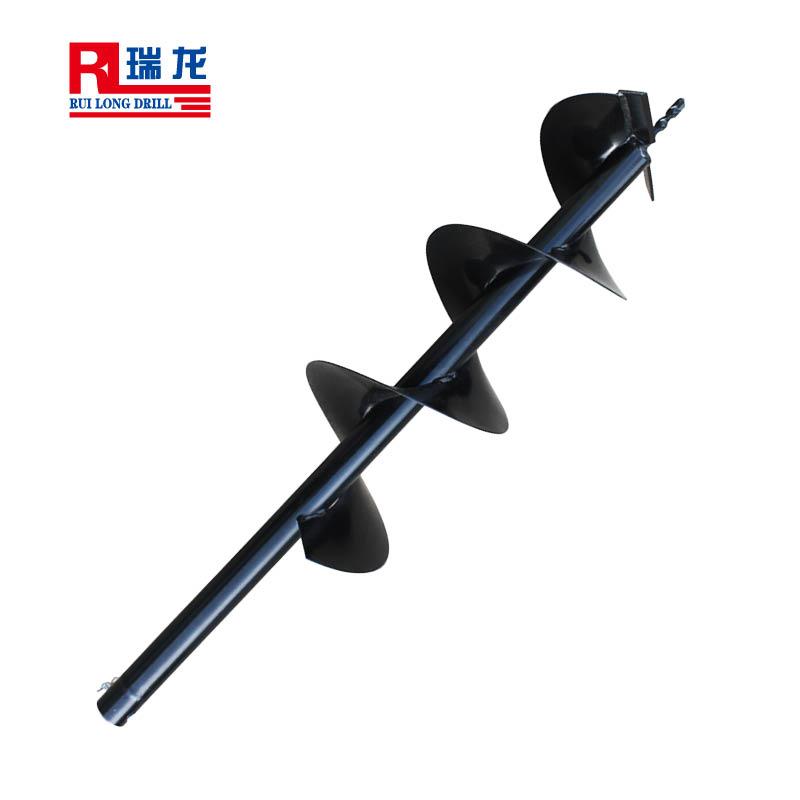 桩基钻杆 螺旋钻杆  长度可定制 瑞龙钻具