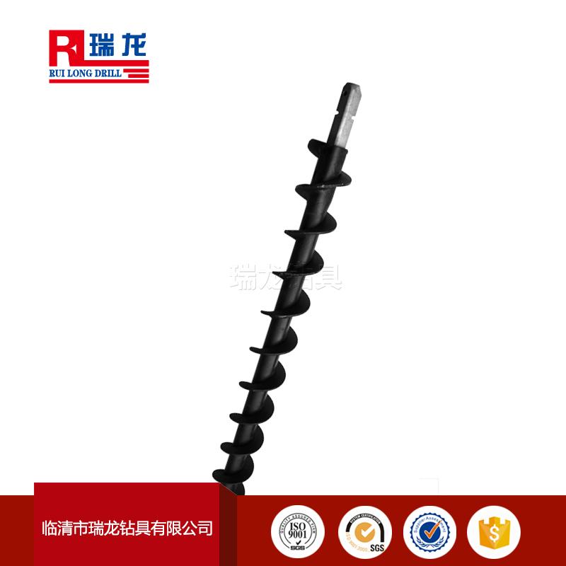 φ76-32-F24mm干式快接螺旋钻杆 瓦斯抽放钻杆—瑞龙钻具