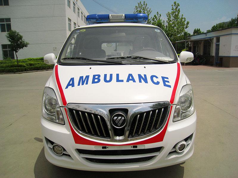 G5转运救护车
