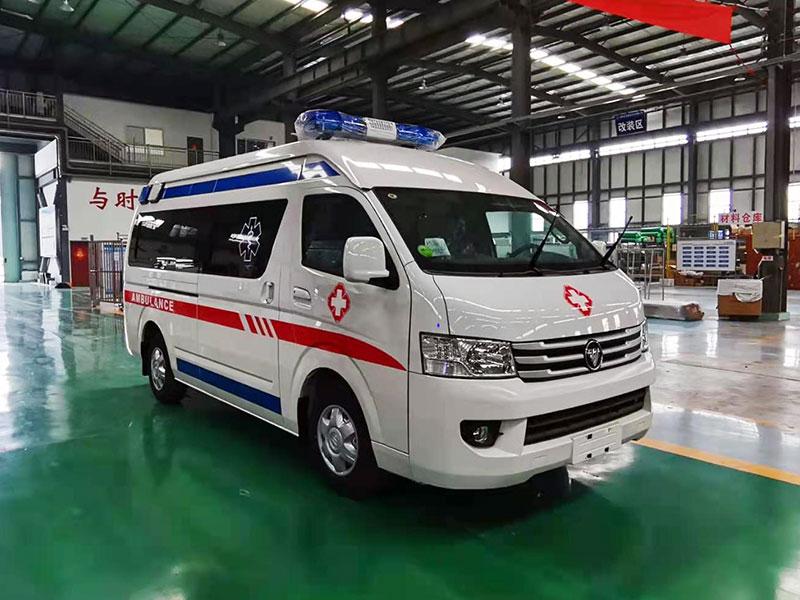 G9负压监护型救护车