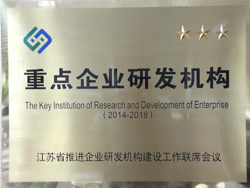 重点企业研发机构1