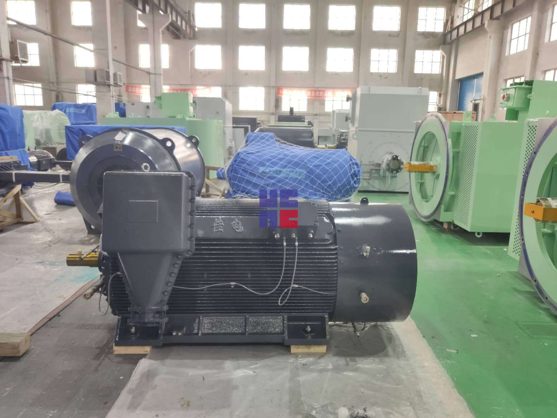 YFB系列高壓粉塵防爆三相異步電動機(H355~H560