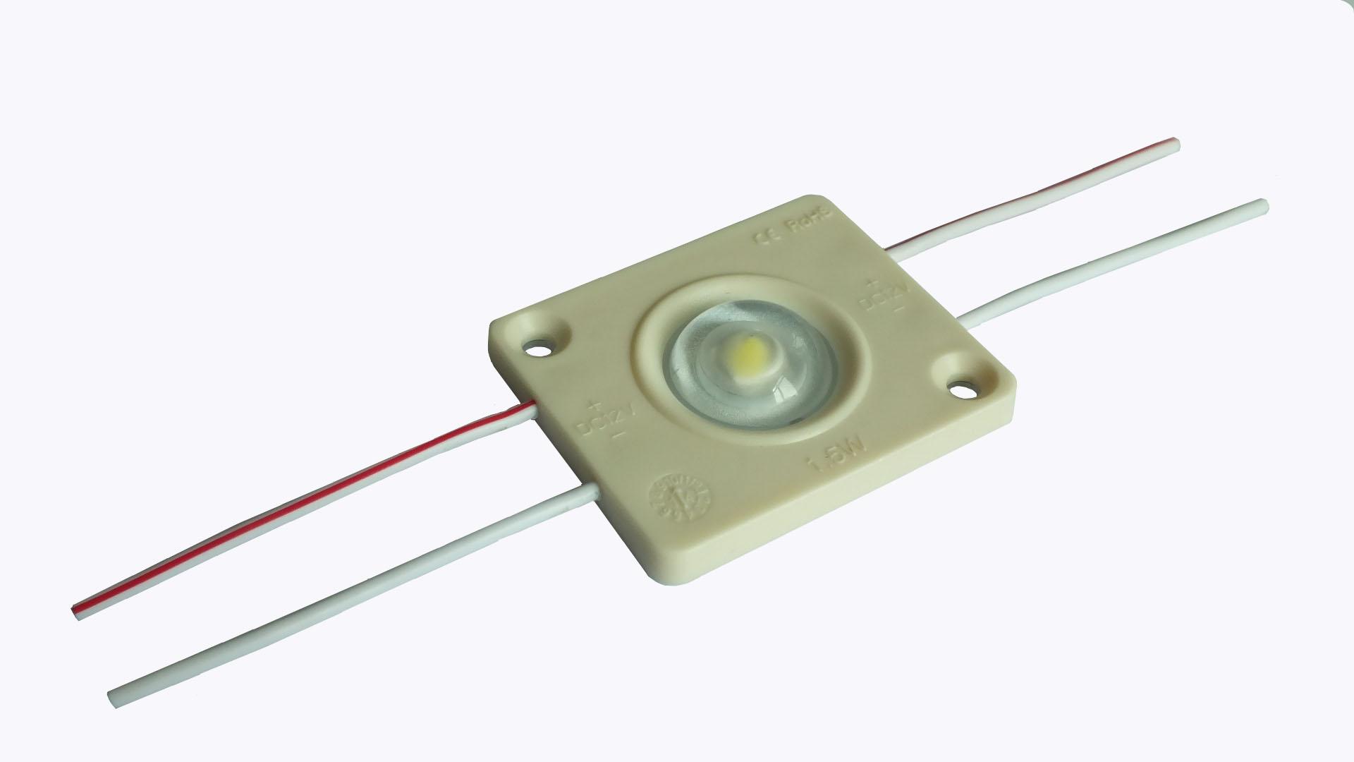 MPW191D-43*36單燈5252大功率背打光注塑模組DC12V
