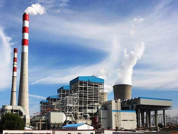 內蒙古鄂爾多斯市北驕熱電廠