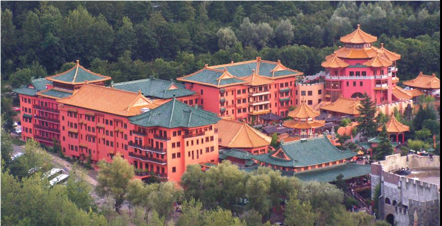 布呂爾中國酒店
