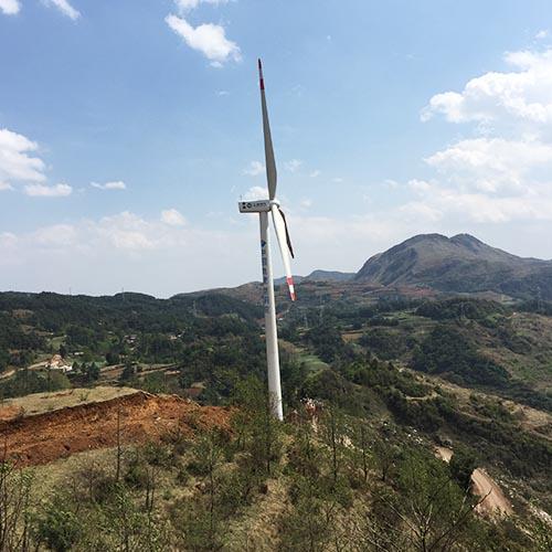 陆上风电场