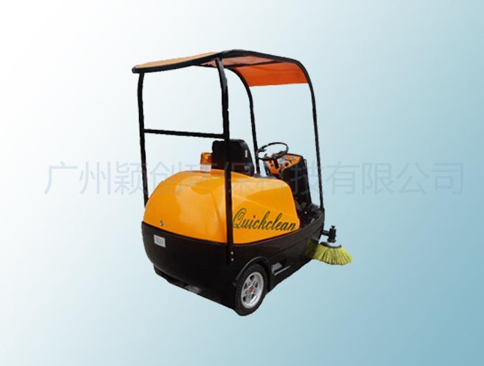 CZ 駕駛式掃地機